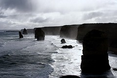 Twelve / 12 Apostles, Australia (tigric (Ana Stefanovi)) Tags: ocean road water rock coast south great australia victoria 12 greatoceanroad twelve apostles explore52