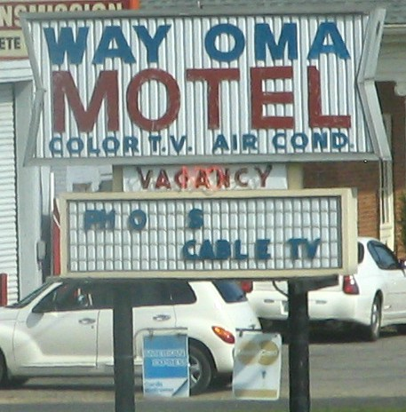 Way Oma Motel