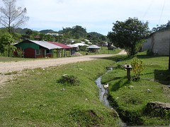 Pueblo chiapaneco Villaggio del Chiapas Foresta Lacandona giungla Messico comunità indigene America Latina