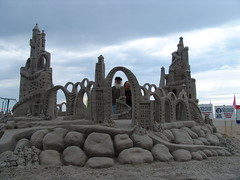 """Fit for a King"" (amazin walter) Tags: sand winner sandcastle virginiabeach neptunefestival amazinwalter christyclown sandsculpting"