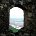 Through the window (Rohtas Fort)
