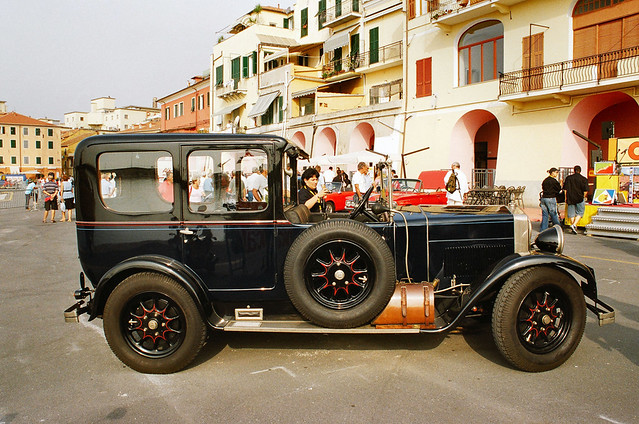 The Best Car And Motorcycle Modification Picture 1926 Fiat 507 Touring