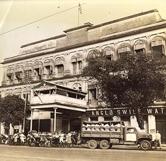 The American Red Cross Burra Club, Calcutta (Brajeshwar) Tags: india photo military american wat worldwar calcutta gi kolkatta anglo swide