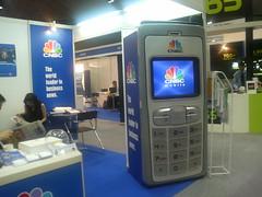 3GSM Asia: CNBC
