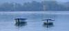 BARCAS - ATARDECER (beagle34) Tags: españa lago atardecer girona catalunya barcas cataluña gerona banyoles espanya bañolas sonydscr1 beagle34