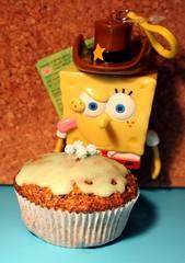 spongebob likes muffins
