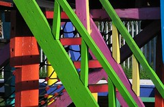 playframe (Waltergr) Tags: wood play timber frame colourfull