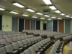Lecture Reverse (preekout) Tags: california pasadena sciencehall ambassadorcollege