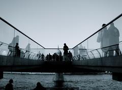 Millenium Bridge (edwardkb) Tags: london thames sony stpauls cybershot tatemodern milleniumbridge bleak riverthames dsct7 ruvjet edwardbarnieh