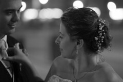 boda de mi hermana -- my sister's wedding (dsevilla) Tags: wedding bw espaa d50 interestingness spain nikon focus exposure sister dsevilla boda 85mm bn murcia manual 18 hermana ai julin juana mula 85mmf18hcaid