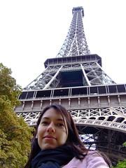 Eiffel Tower & Priscilla