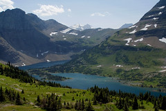 Hidden Lake (Robby Edwards) Tags: vacation lake mountains water nationalpark bravo montana hike glacier trail glaciernationalpark hiddenlake loganpass goingtothesunroad specland specnature abigfave