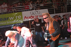 Dog The Bounty Hunter and Family at Bomb Birthday 6 (CharlieBoy808) Tags: birthday family dog hawaii blood stage performance young microphone hunter honolulu bomb speech bounty duane chapman dogthebountyhunter leiland bombbirthday6