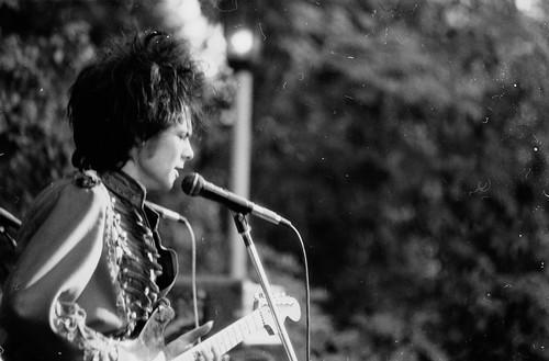 Steve Binetti mit This Pop Generation, 1987
