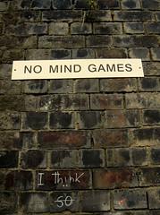 No Mind Games