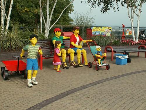 Lego Family Picnic