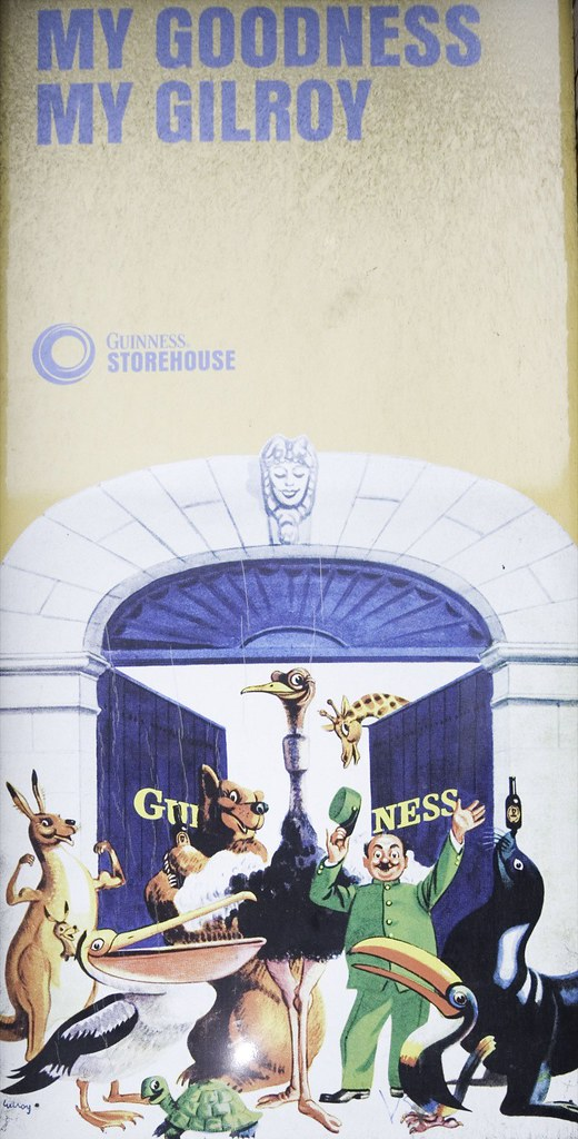 Guiness Outdoor Advertisment