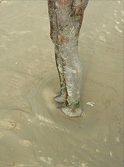 Crosby (nicnac1000) Tags: sea beach nude rust gormley crosby antonygormley merseyside sefton anotherplace blundellsands blundellesands nicnacx