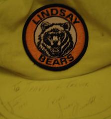 Jason Arnott's autograph