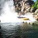 Jurassic Park water ride
