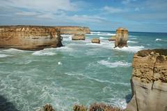Twelve Apostles (cooktw03) Tags: ocean australia apostles rockformation