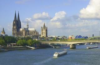 Köln am Rhein (Explored)