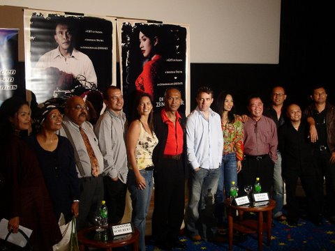 The Red Kebaya - Cast and Crew
