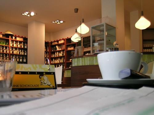 Rauchfrei Frankfurt Cafe Teelirium picture photo bild