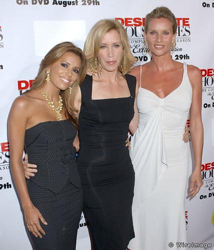 Eva Longoria, Felicity Huffman and Nicollette Sheridan