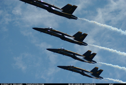 Navy Blue Angels 04547