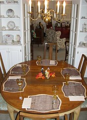 My Mother's Thanksgiving Table