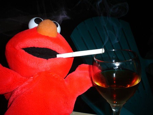 ELMO AFTER HOURS: HAPPY 40th BIRTHDAY!