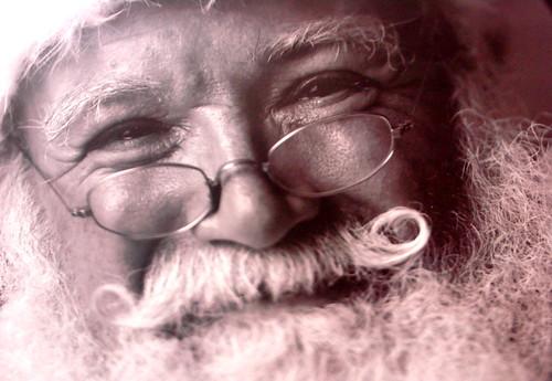 La sonrisa de Santa Claus