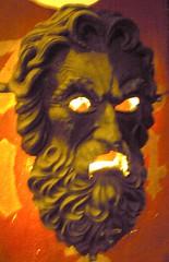 Angry Mask, Farringdon Road