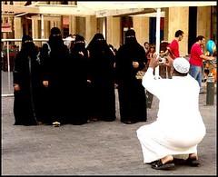 muslim photo op