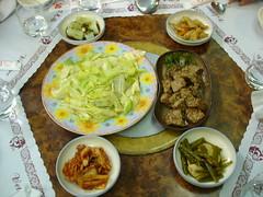 季吉~高麗菜&人蔘豬排