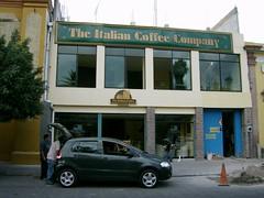 Italian Coffee Tequisquiapan San Luis Potosi