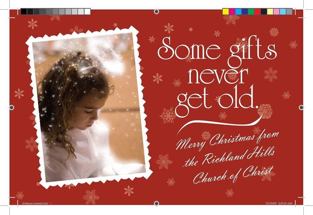 christmas postcard Page 1