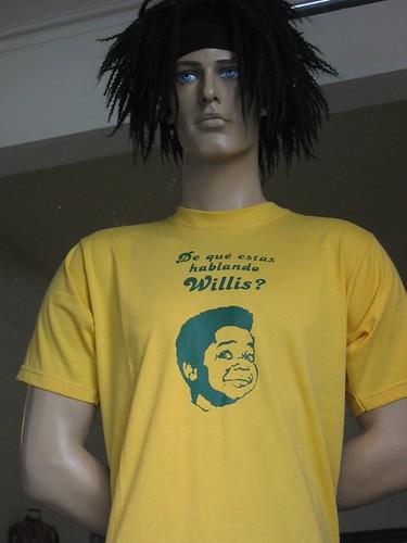De que estas hablando Willis?