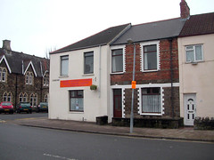Cardiff Buddhist centre from street 4