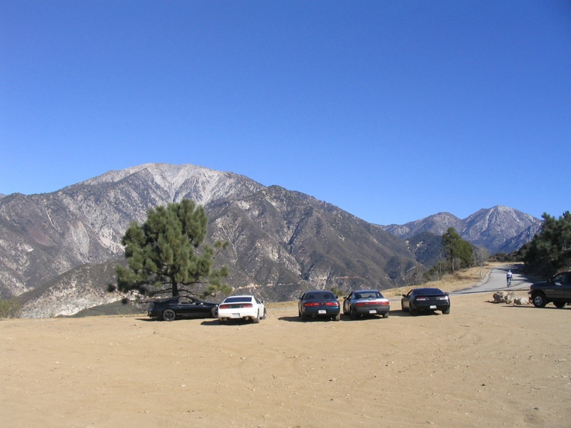 Mt. Baldy lookout
