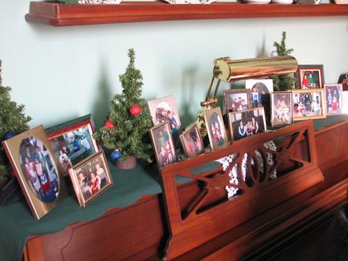 kids' Christmas pics