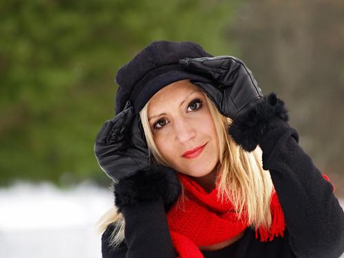 Snow Angel Amy V