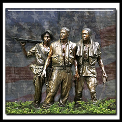 Comrades Memorial (1) (Gravityx9) Tags: usa photoshop memorial statues chop godblessamerica fabulous multicolored magical mage mil globalvillage sfx 0107 oldglory blogthis smorgasbord aclass americaamerica amazingcapture goldseal psfo anyhdranyphotoshop spotthis 012007 anawesomeshot letsshop news21 everydayissunday pscs2group throughyoureyes yourpreferredpicture allkindsofbeauty onewordwow sensationalcreations flickrsmasterpiece envyofpsphotoart