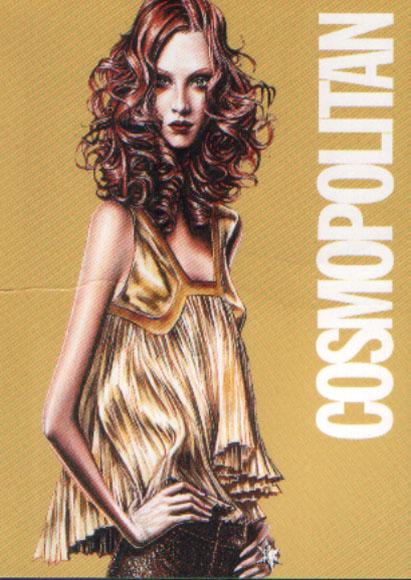 Cosmopolitan o el glamour de la anorexia
