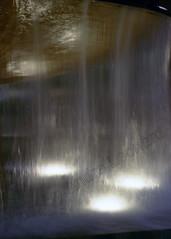Running water (Coolcat Productions) Tags: nightphotography water canon lights sandiego artistic foutain kodakfilm creativeart streetlampphotography andreleonard