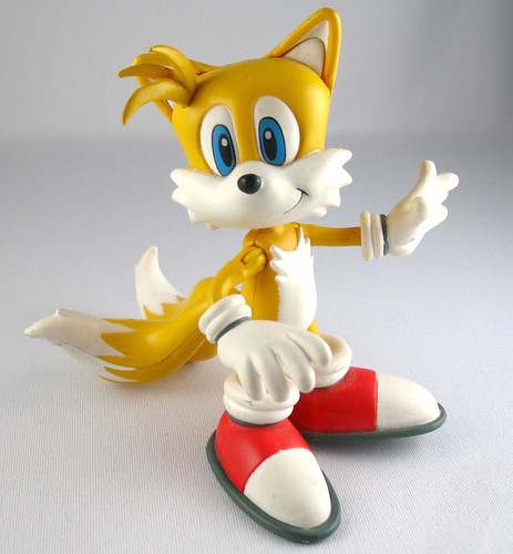 Tails: Mascot of the Attic of Love