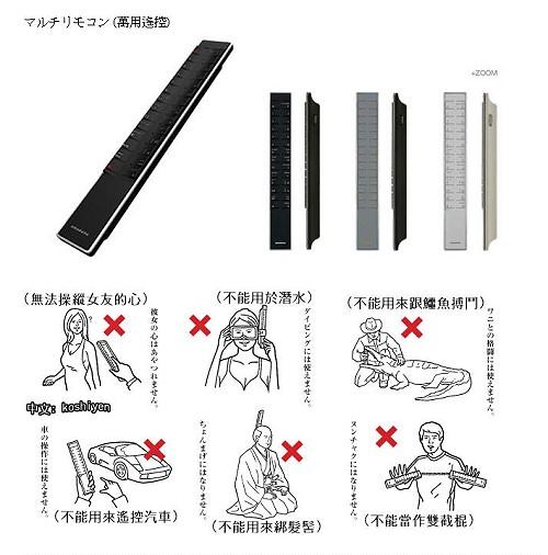日本產品說明