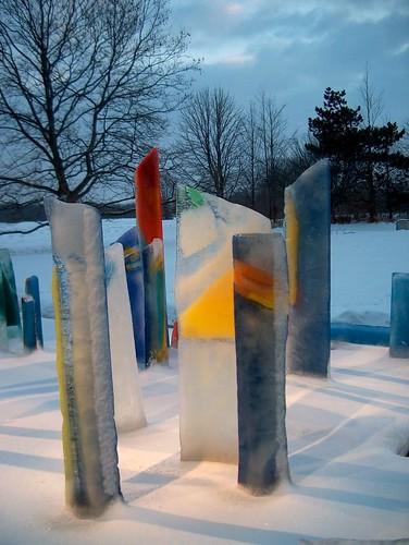 Winter in Niagara