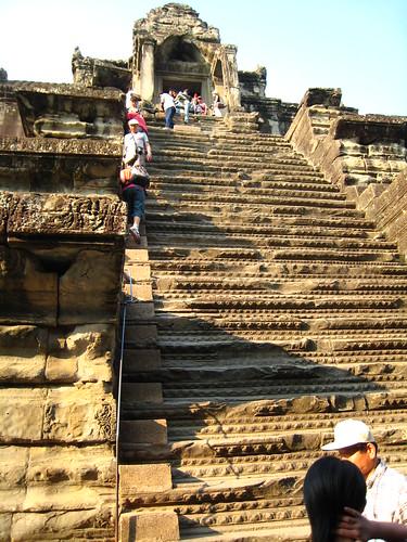 這是南面的扶梯